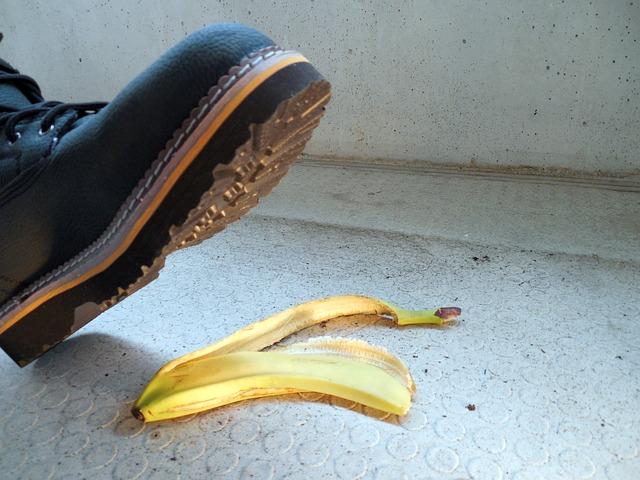 bota nad slupkou