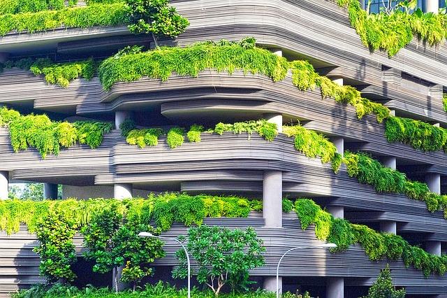 vícepodlažní parkování