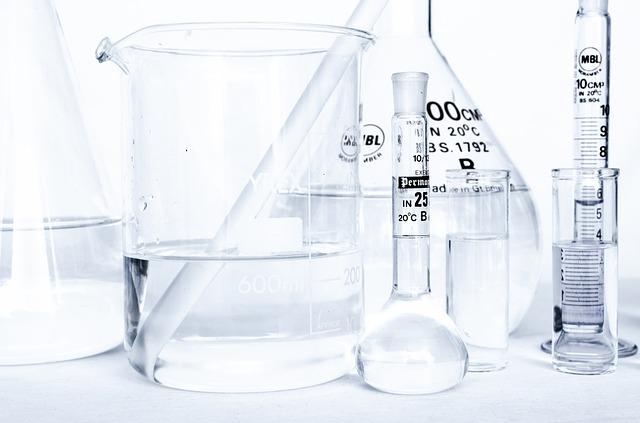 výzkum v laboratoři